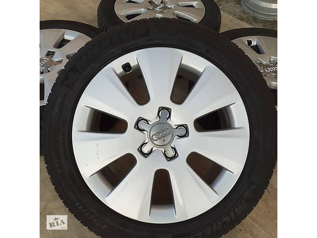 продам Диски Audi R17 5x112 7,5j ET45 A4 A6 Q5 VW Passat Golf Skoda Octavia бу в Львове