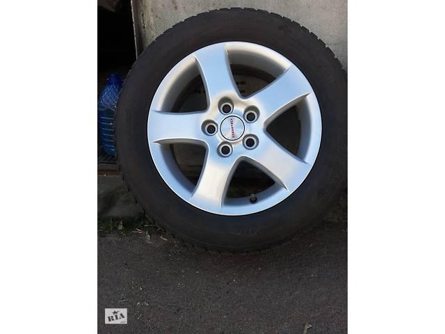 купить бу Диски для Toyota Camry V30 (K&K РЕПЛИКА): 6,5x16, 5x114,3, ET50, DIA60,1 в Киеве