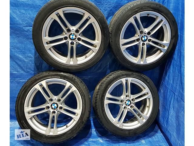 диски колеса Bmw 5 F10 F11 G30 18 R18 м пакет 613 бу колеса и шины