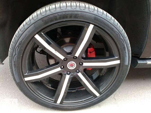 бу Диски колісні Red Sport Wheels Chevrolet Suburban / Cadillac Escalade 2015-2019 (6X139.7) R24 в Києві
