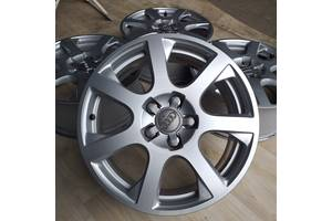 Диски кованые Audi R17 5x112 7j e37 A4 A6 Q5 Q3 VW Passat Golf Ауди Р17
