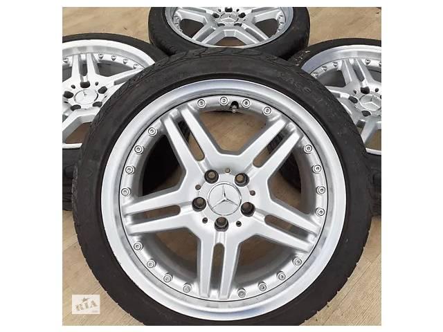 купить бу Диски Mercedes R18 5x112 W211 W212 W210 W221 W124 ML GLC SLK CLS Vito  в Украине