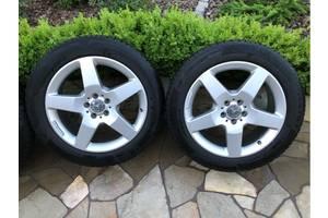 б/у диски с шинами Mercedes ML-Class