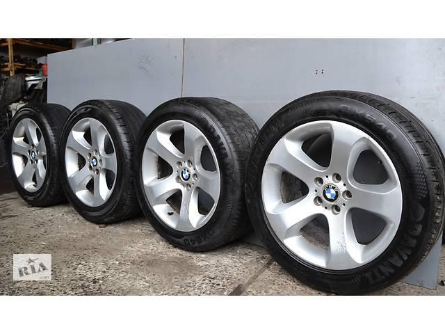 купить бу Диски R19 с шинами 255/55 BMW X5 e53 БМВ Х5. в Ровно