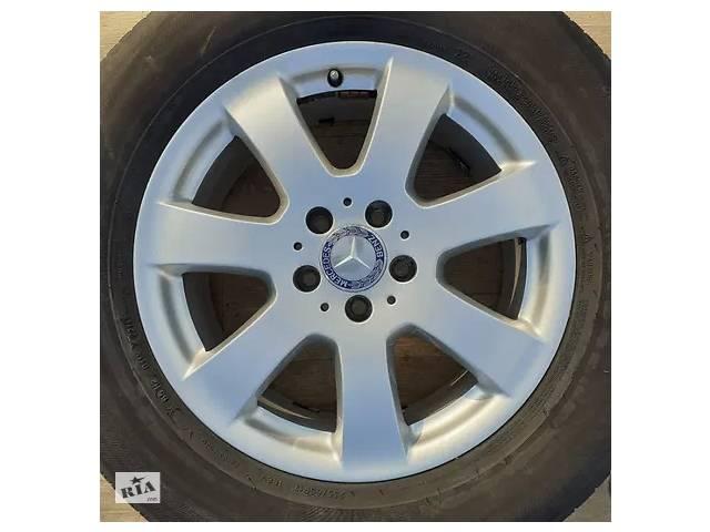 купить бу Диски + шини Mercedes orig R17 5x112 CLA GLE ML 350 320 Мерседес Vito в Львове