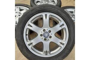 Диски + шини Mercedes orig R19 5x112 GL ML 350 320 GLS Мерседес МЛ Р19