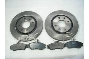 Нові Гальмівні диски Peugeot Partner