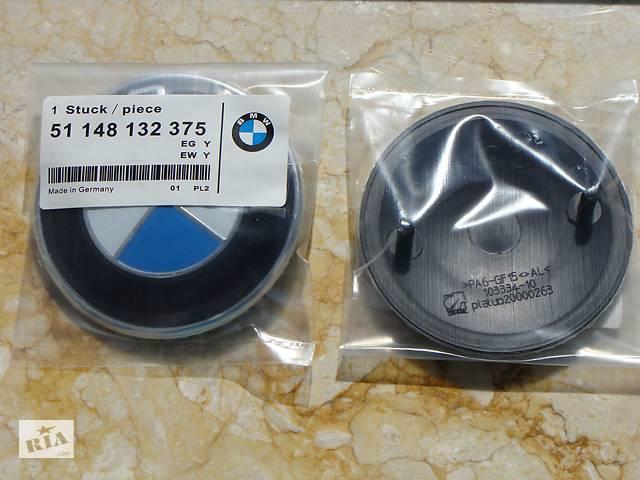 продам Емблема BMW 51148132375 82мм. бу в Рівному