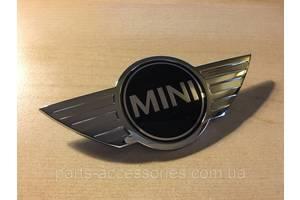 Новые Эмблемы MINI Cooper S