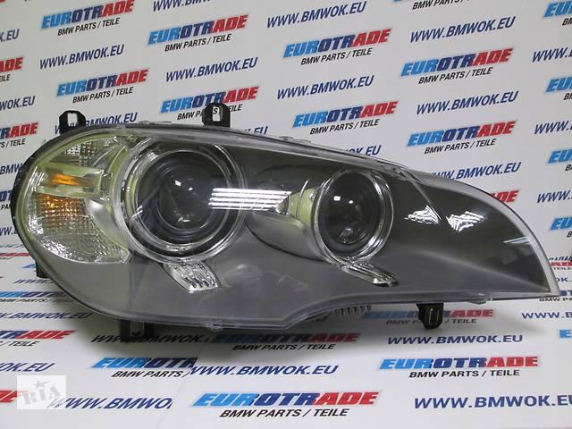 купить бу Фара BMW X5 E70 в Львові