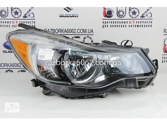 купить бу Фара правая Subaru Impreza (GJ/GP) 11-17 (Субару Импреза ГЖ)  84001FJ080 в Киеве