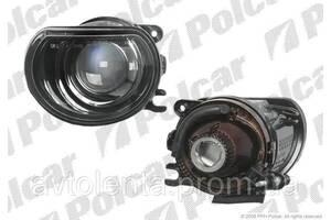 Фара противотуманная прав., линзовая H11 3дв 06- / 5дв 04- для Audi A3 8P 6.03-08