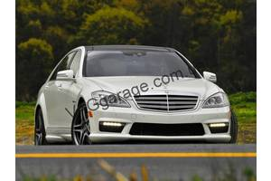 Новые Фары Mercedes 221