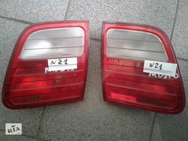 Фонарь задний правый левый  внутренний Mercedes Benz MB W210 A2108202464 . A2108202564- объявление о продаже  в Изюме