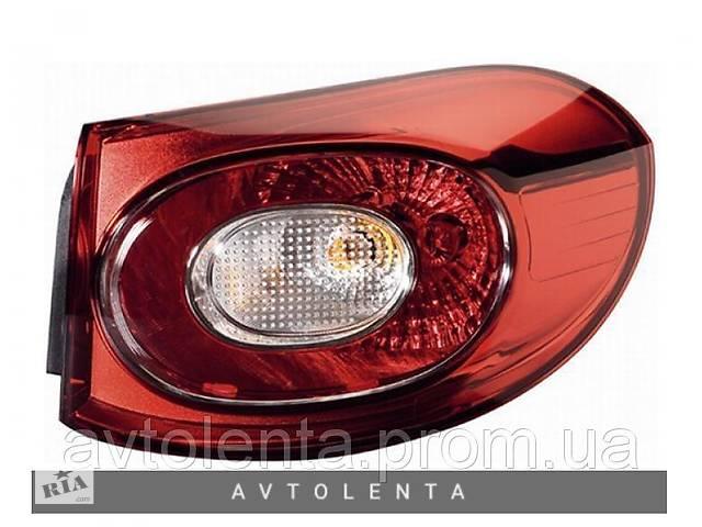 купить бу Фонарь задний VW Tiguan 07-11 левый (DEPO) внешний в Києві