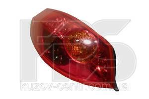 Нові ліхтарі задні ЗАЗ Forza