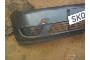 Бамперы передние Ford Fiesta