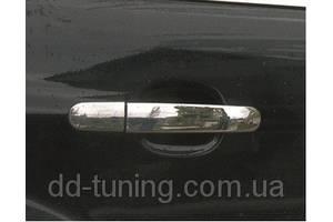 Хромированные накладки Ford Focus