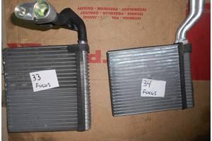 б/у Радиаторы печки Ford Focus