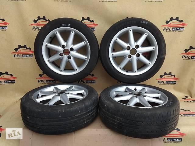 купить бу Ford Fusion 02-12 Fiesta диски литые  4s6j1007ba 6,5jx16h2 et 52.5 r16 в Чернигове