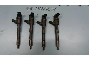 Форсунки Е5 Bosch 0445110485 H8201108033 Renault Kangoo Рено Кенго 2013 - 2019 г. в.