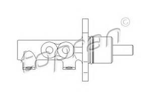 Главные тормозные цилиндры Audi A4