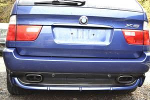 Глушители BMW X5