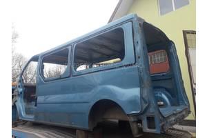 б/у Глушители Opel Vivaro груз.