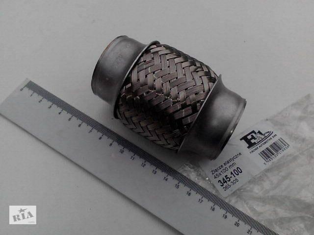 купить бу Гофра приемной трубы 45х100 мм., Amulet, Fischer (345-100) в Киеве