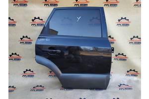 Hyundai Tucson 2004- дверь задняя правая замок ручка стеклоподъемник