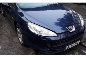 б/в капоти Peugeot 407