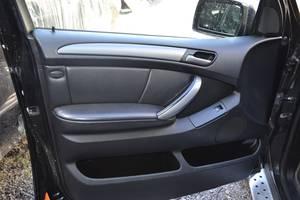 Карты двери BMW X5