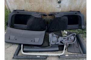 Карта спинки сидения для Volkswagen Passat B7