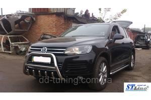 Кенгурятники Volkswagen Touareg