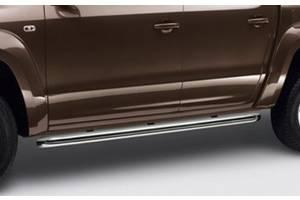 Хром подножки для VW Amarok (комплект) (VAG)OE 2H0071693A