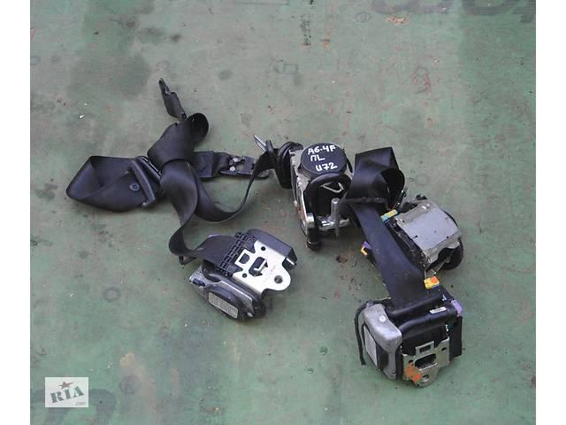 бу Комплект ремней безопасности 4F0857705K V04, 4F0857705K V04, 4F0857706 V04, 4F0857805HV04 для Audi A6 (C6,4F) 2005-2011 в Киверцах