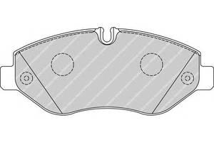 Тормозные колодки комплекты Iveco
