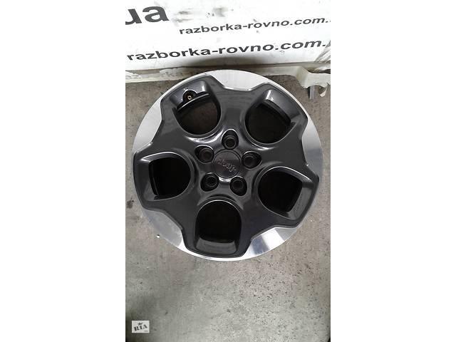 купить бу Комплекты титановых дисков Jeep Renegade R16 5x110 2014-2017г  в Ровно