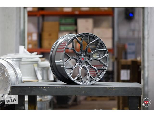 купить бу Цена за диск. Кованные R24 5x150 оригинальные диски Vossen S17-01 для Lexus LX570 в Харкові