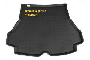 Коврик Renault Laguna 1 Laguna 2 Laguna 3 1994-2019