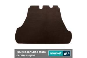 Коврик в багажник для ВАЗ 2109 из Низкого ворса 1986-2004 (Sotra)