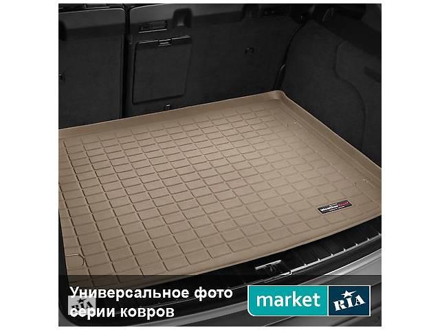 бу Коврик в багажник для BMW X5 из Термоэластопласта 2013-2018 (WeatherTech) в Виннице