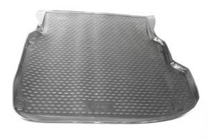 Коврик в багажник Mercedes E-class W211 2003-2009, полиуретан (Novline)