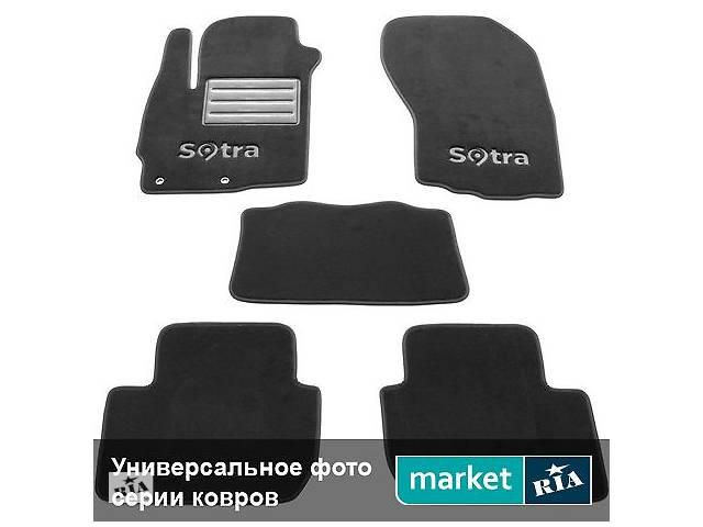 Коврики в салон для Acura ZDX 2009-2013 (Sotra), Полный комплект (5 мест)- объявление о продаже  в Виннице