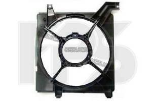 Кожух вентилятора радиатора HYUNDAI ELANTRA 00-06 (XD)