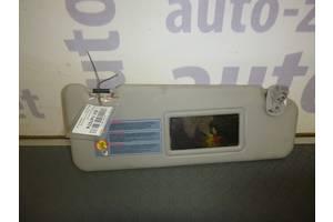 б/у Козырьки солнцезащитные Renault Sandero
