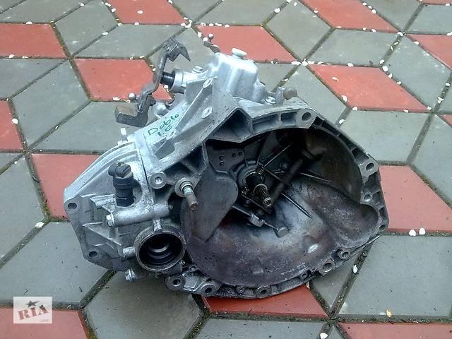 продам КПП коробка передач Fiat Doblo 1.2 1.3 1.4 1.6 1.9 2.0 бу в Ровно
