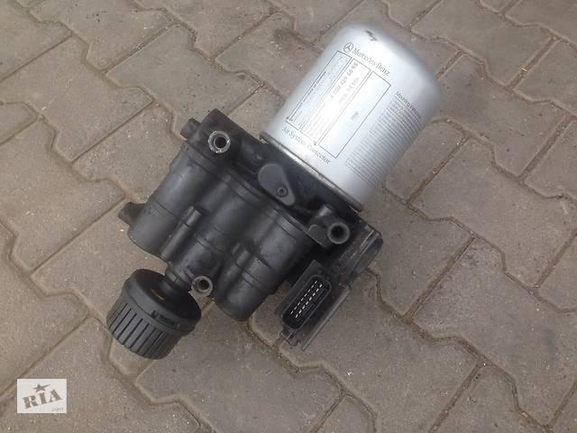 бу Кран Б/у влагоделителя EAPU MB ACTROS MP4 для Mercedes-Benz Actros в Черновцах