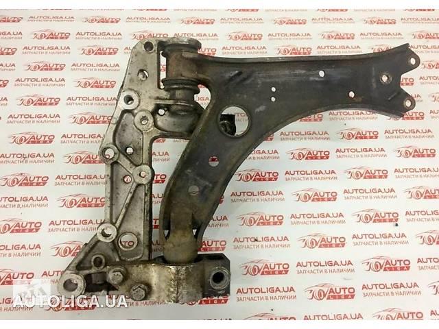 продам Кронштейн подрамника переднего левый с рычагом Skoda Octavia 1K0199295F 2004-2013 бу в Ковелі