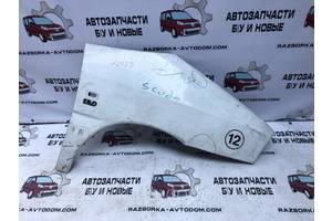 Крылья задние Fiat Scudo